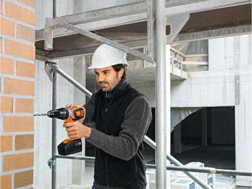 2-speed cordless hammer drill/driver  Fein ASB 14 C