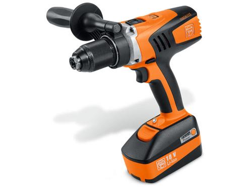 4-speed cordless drill/driver  Fein ASCM 18