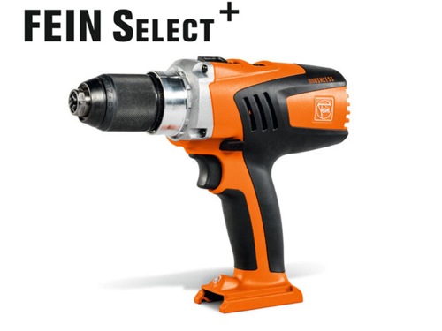 4-speed cordless drill/driver  Fein ASCM 18 select