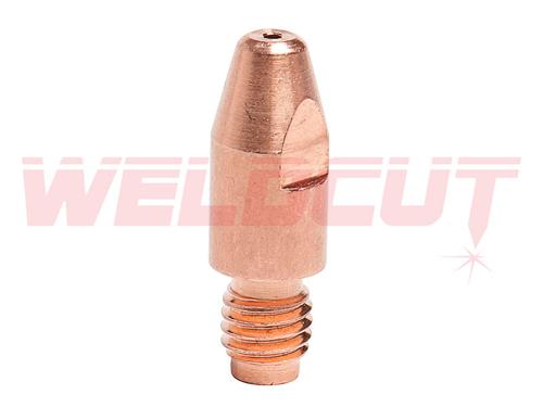Contact tip MB501 M8x30x1.6mm 140.0587