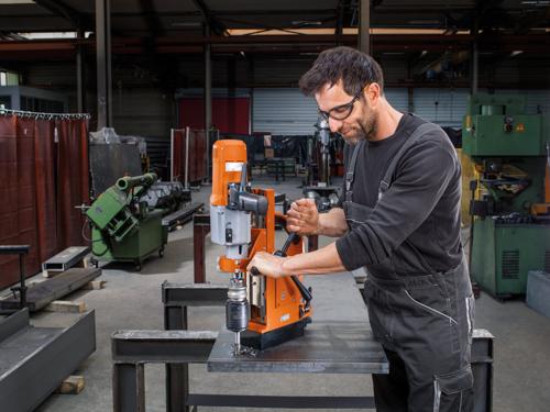 Four-Speed Hand Drill Fein BOZ 32-4 M