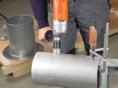 Input for metal drilling system Fein KBH 25 S