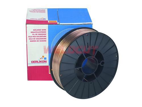 Rutile flux cored wire Oerlikon FLUXOFIL 14 HD Ø1.2mm