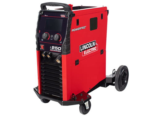 Semi-automatic welding machine Lincoln Electric Powertec i250C Advanced
