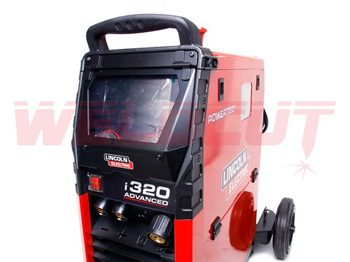 Semi-automatic welding machine Lincoln Electric Powertec i320C Advanced