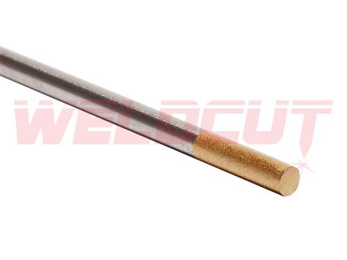 Tungsten electrode WL15 Ø4.0mm x 175mm
