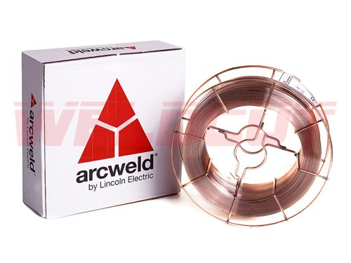 Welding wire SG2 Arcweld AS2 15 kg Ø 0.8