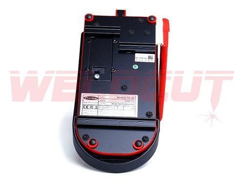 Wireless TIG remote control pedal