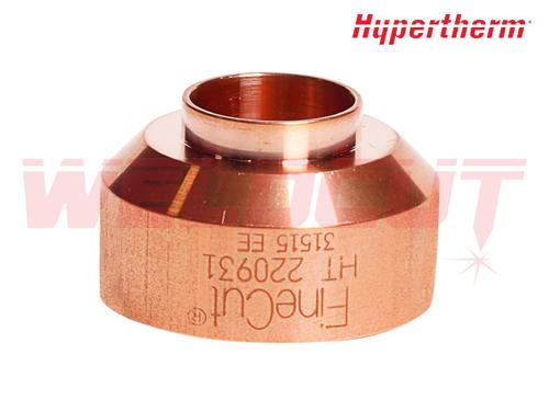 Finecut-Schutzschild 45A FineCut Hypertherm 220931
