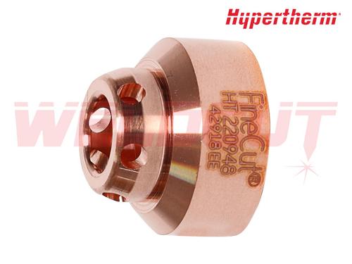 Finecut-Schutzschild 45A FineCut Hypertherm 220948