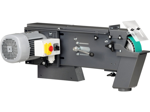 GRIT GI 75 2H Bandschleifer (Basiseinheit), 75 mm umschaltbar