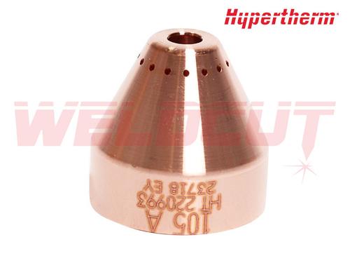 Schutzschild 105A Hypertherm 220993