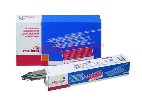 Elektrody zasadowe Oerlikon SPEZIAL  Ø3.2x450mm