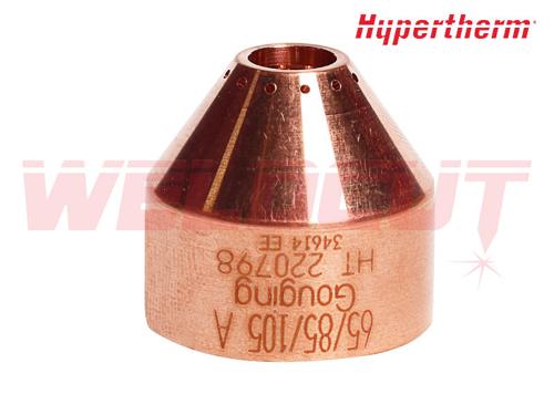 Osłona dyszy maszynowa 45A-105A Hypertherm 220798