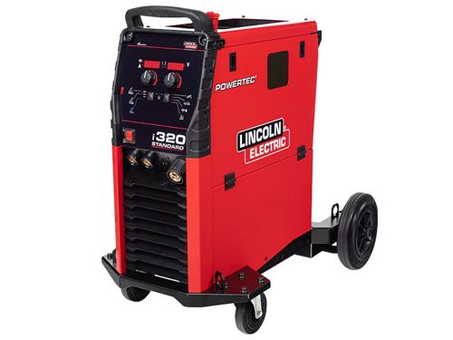 Półautomat spawalniczy Lincoln Electric Powertec i320C Standard K14286-1