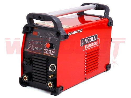 Spawarka TIG Lincoln Electric Invertec 175-TP (PFC)