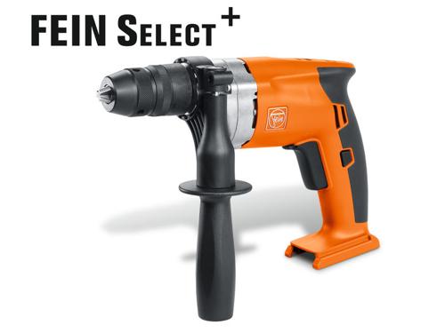 Дрель (аккумуляторная) Fein ABOP 10 select