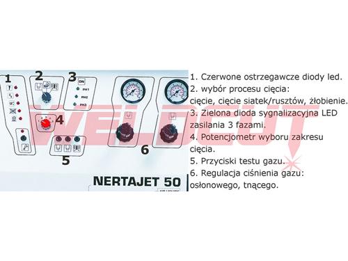 Плазменный резак Oerlikon NERTAJET 50