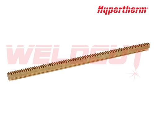 Съемная зубчатая рейка механизированного резака Hypertherm 228738