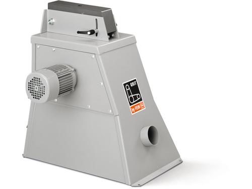 Тумба машины с встроенной двойной системой пылеудаления Fein GRIT GIBE
